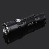 MR25-D USB Rechargeable and Dischargeable Tactical Searchlight